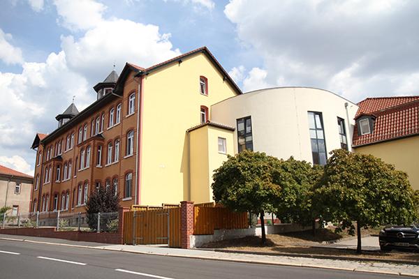Haus Sophie - Straßenansicht